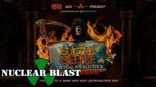 SUICIDE SILENCE – Virtual World Tour: July 2020 (OFFICIAL TOUR TRAILER)