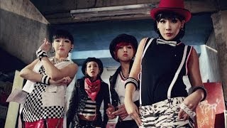 2NE1 - CRUSH (Japanese Ver.) M/V MP3