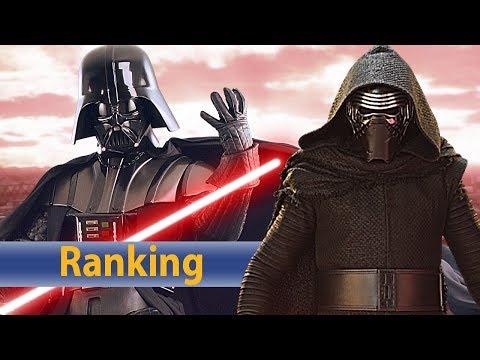 Von Meisterwerk bis Müll  Wir ranken alle Star Wars Filme  Ranking