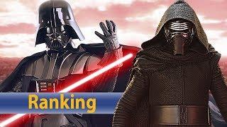 Von Müll bis Meisterwerk- Wir ranken alle Star Wars Filme | Ranking