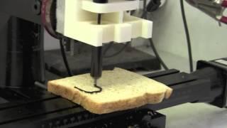 Electronics For Breakfast: 3D Printing Conducting Vegemite