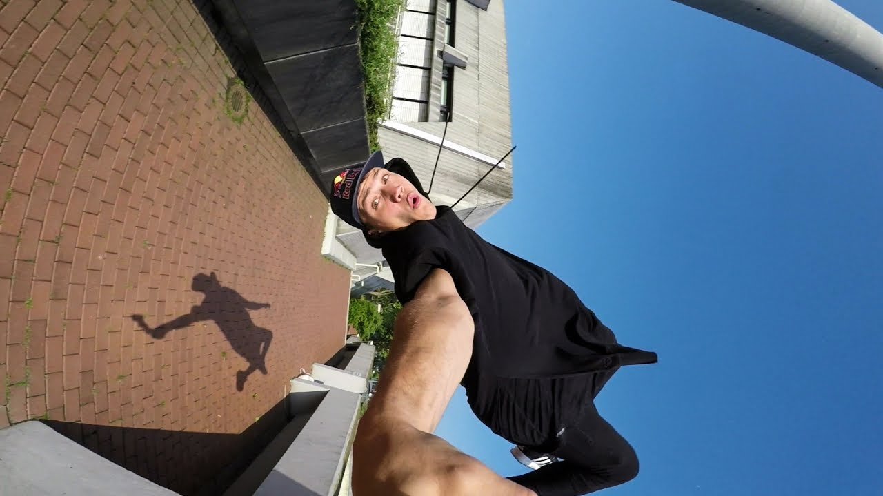 Parkour With Jason Paul