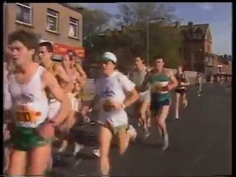 1989 Dublin City Marathon Full Coverage