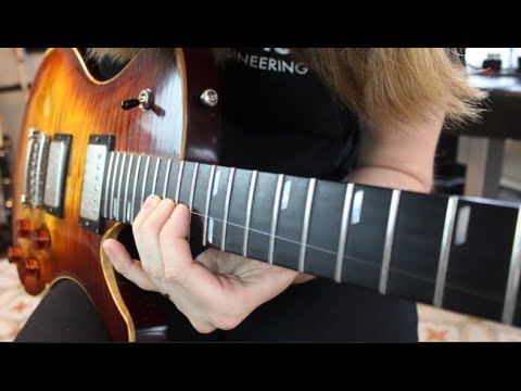 One String Guitar Licks