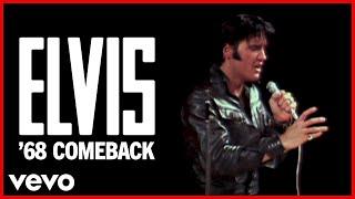 If I Can Dream (Black Leather Lip-sync) ('68 Comeback Special (50th Anniversary HD Rema...