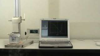 Amazing oil viscosity test - ambient to minus 40 degrees