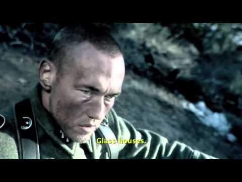 Stars WW2  Kevin Durand and Maury Sterling Fulllength.