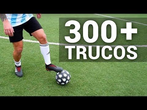 300 + TRUCOS DE FUTBOL que DEBES APRENDER - TUTORIALES/TIPS