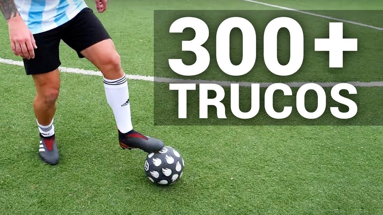 300 Footballsoccer Skills You Must Learn Tutorials Tips Tricks