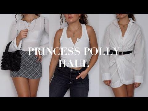 PRINCESS POLLY HAUL 2019