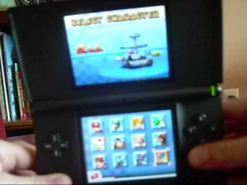 Mario Kart Ds All Unlockable Characters And Karts Youtube