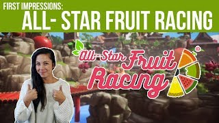 First Impressions: All-Star Fruit Racing