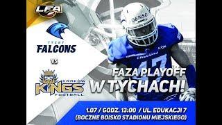 Tychy Falcons vs Kraków Kings