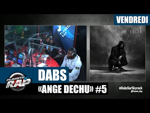 Youtube: Planète Rap – Dabs«Ange déchu» avec Kims La Rafale, Bako, Koss, Mansly et Fred Musa #Vendredi