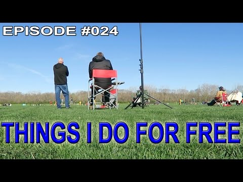 Things I do for Free | A Soccer Coach's Life 024