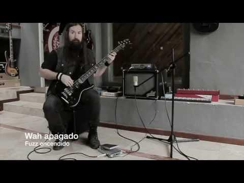 Morley Cliff Burton Power Fuzz Wah - Presentado por Kello González