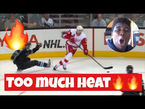 THIS IS INSANE!!! THE BEST DANGLES IN NHL REACTION!!!