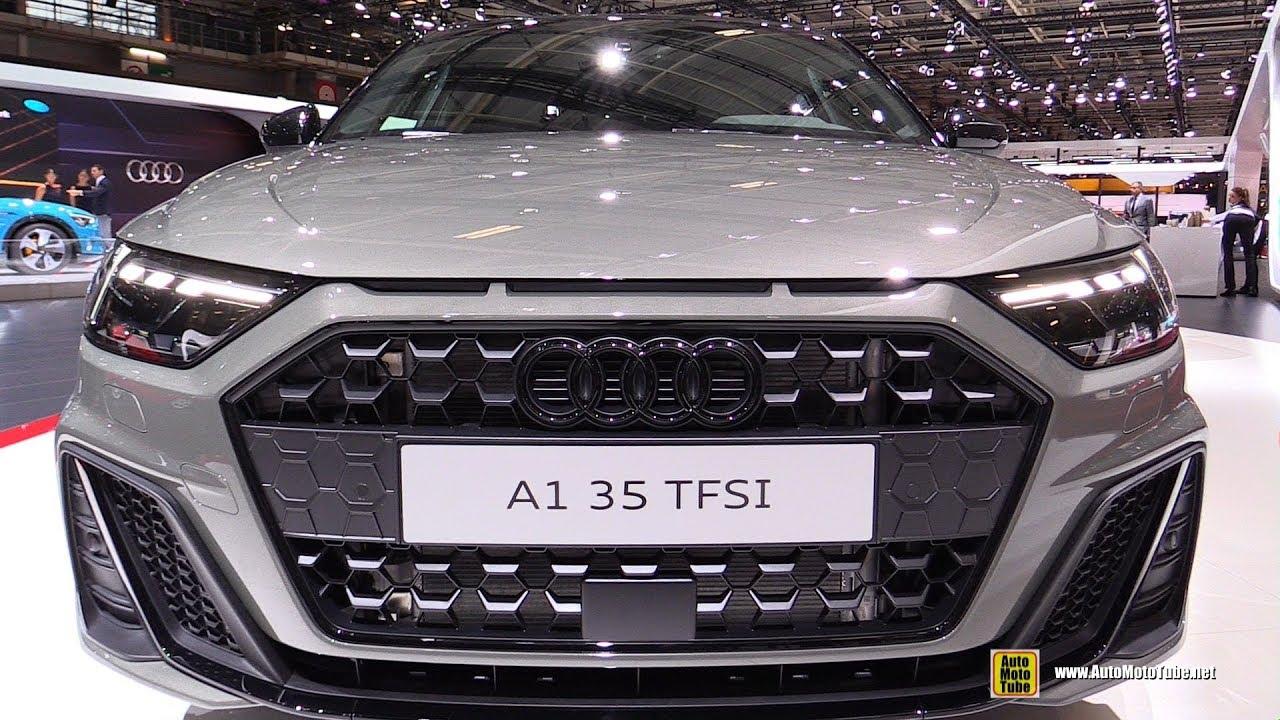 2019 Audi A1 35 Tfsi Exterior And Interior Walkaround Debut At