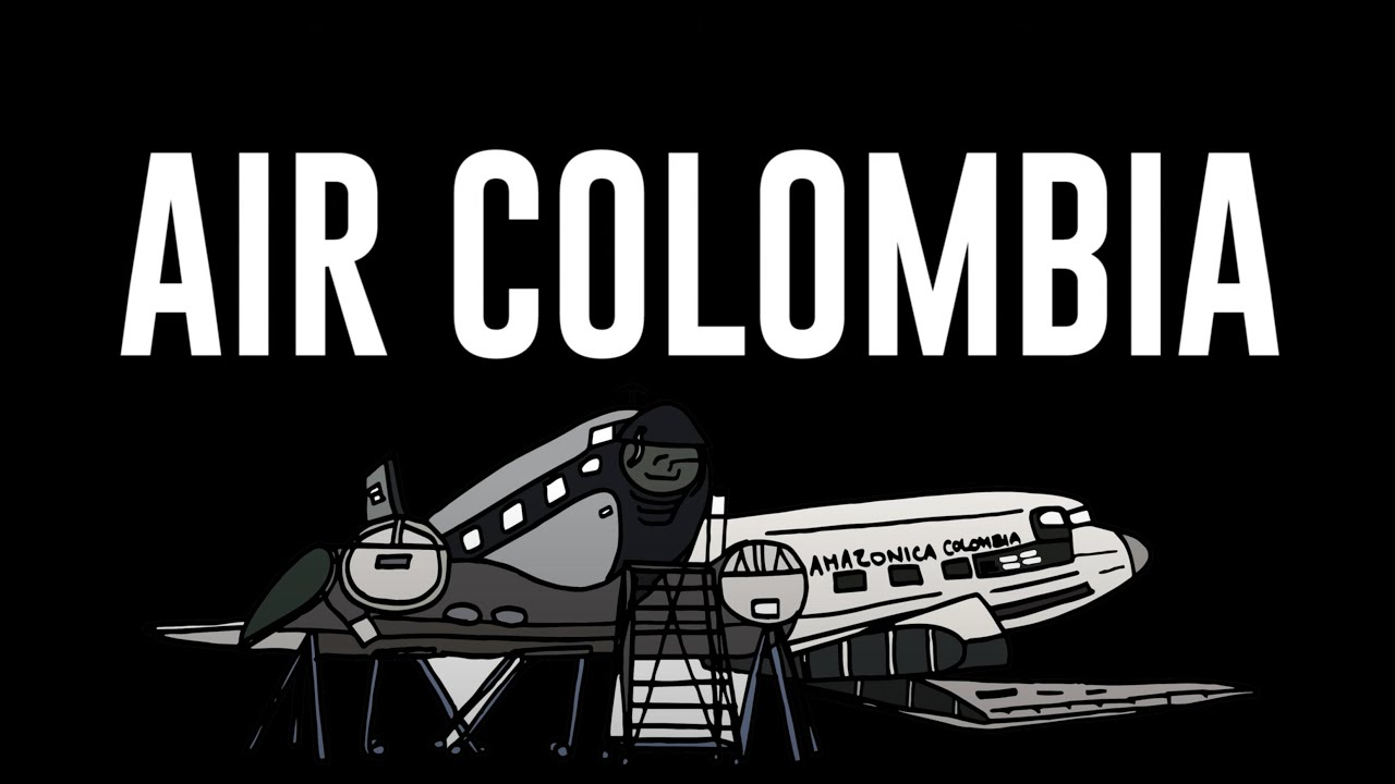 Documentaire Air Colombia
