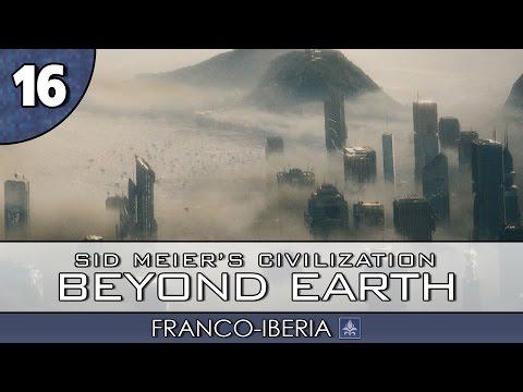 Let's Play Civilization: Beyond Earth - Franco-Iberia - #16 (Ending)