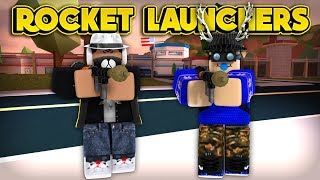 NEW ROCKET LAUNCHER NEXT UPDATE! (ROBLOX Jailbreak)