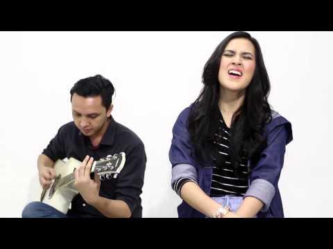 Raisa - Serba Salah (Live Accoustic at Hai Magazine)