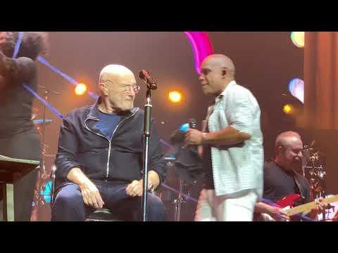 Phil Collins- Sussudio Live at Qudos Arena Sydney 22/01/19