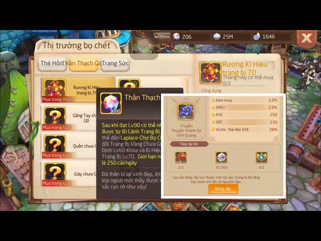 Review một số điều mới về Level 90   Laplace M Nguyên Black Gaming
