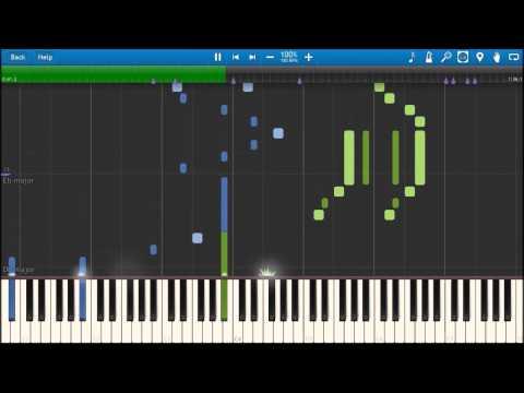 Nisekoi 2 OP - Rally Go Round Tehishter Piano (with sheet music)