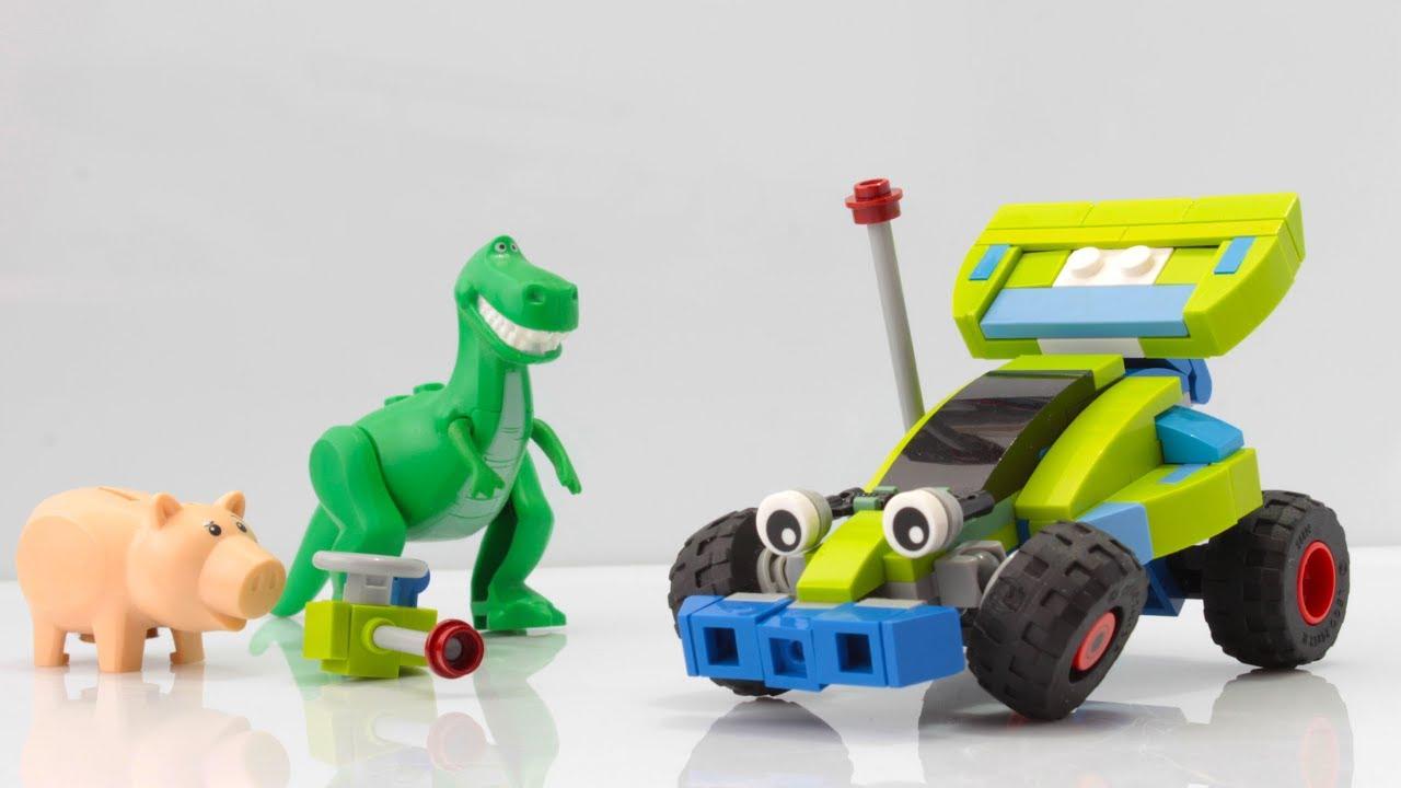 Lego Toy Story Rc Moc Youtube