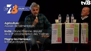 7/8 Le Journal – mercredi 29 novembre 2017