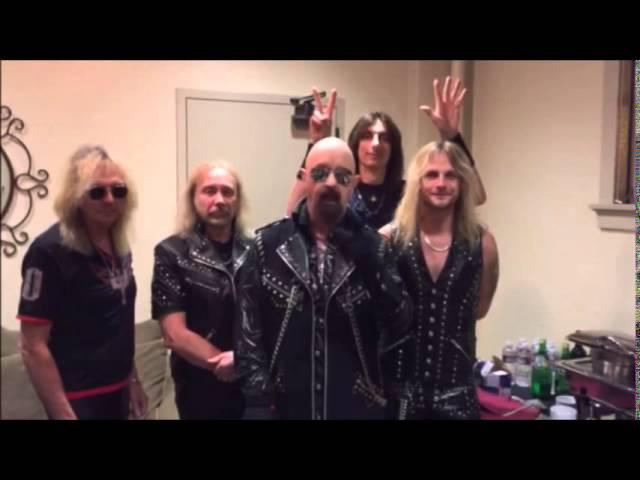 Judas Priest nos envía un saludo y nos desvela una sorpresa!