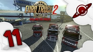 Euro Truck Simulator 2 | Balade en Multi - Episode 11