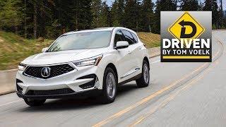 2019 Acura RDX Advance SH-AWD Full Review
