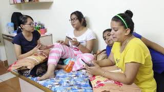 The Life in Girls' Hostel