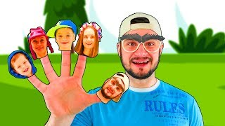 Finger Family Song | Mirik Yarik Nursery Rhymes & Kids Songs