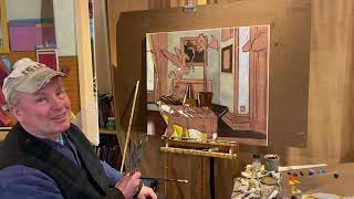 The Art of Still Life Painting- with Brian Keeler