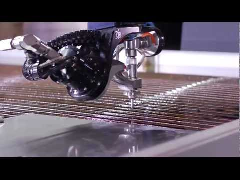 The Next Generation of Waterjet