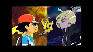 Ash vs Gladion Rematch Full Battle   Pokemon Sun & Moon Episode 47 HD English Sub