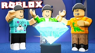 THE BIGGEST JEWELRY STORE HEIST IN ROBLOX!