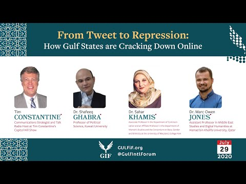 From Tweet To Repression: How Gulf States Are Cracking Down Online