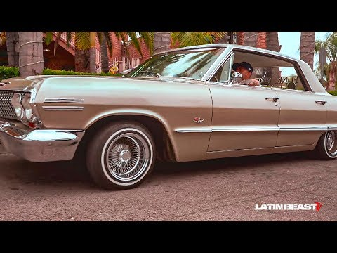 Lari The G - Santa Ana In The Summertime Ft. Scrizzy Santana (Official Music Video)