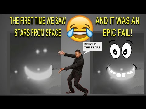 WHY NASA QUIT FAKING STAR FOOTAGE YEARS AGO