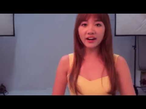 [Hari Won] Honey Butter Photoshoot Interview 2
