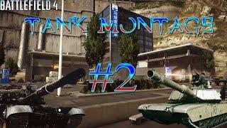 BF4 Montage 50000 TANK kills | sh67h-70