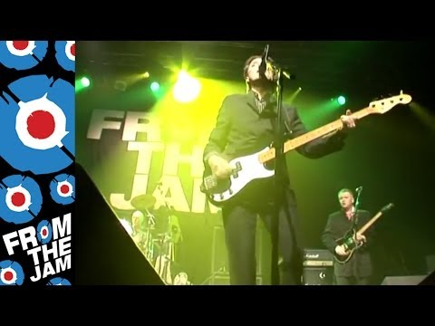 Pretty Green  - From The Jam (Official Video)