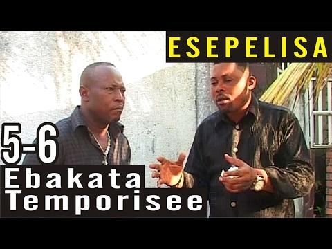 Ebakata Temporisée 5-6 - NOUVEAUTÉ 2016 - Theatre Congolais - Groupe Ba Couleurs - Esepelisa
