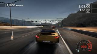 Need For Speed: Hot Pursuit (PC) - Racers - Timed Machine [Time Trial]