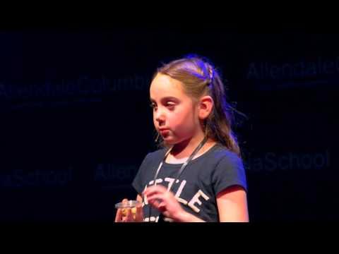 Earth Sense | Genevieve Gouvernet | TEDxAllendaleColumbiaSchool