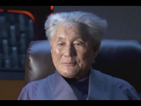 Takeshi Kitano: GHOST IN THE SHELL